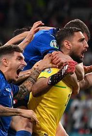 Италия – чемпион Европы: триумф Манчини