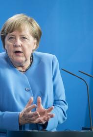Обозреватель Bloomberg заявил, что Меркель «оскорбила» Байдена отказом уступить в вопросах «Северного потока – 2»
