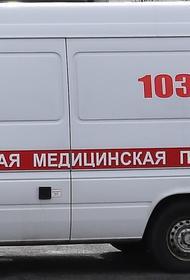 Два человека погибли в аварии с БТР и маршруткой в Ставропольском крае