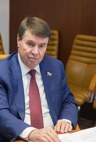 Сенатор Цеков: Украина может потерять новые территории в случае попытки «возвращения» Крыма военными методами