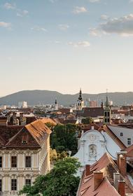 В Австрии наблюдается скачок заболеваемости коронавирусом