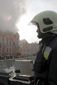 Пожары на объектах культурного наследия Петербурга связывают с работой инвесткомитета
