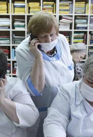 В Хабаровске вырос уровень заболеваемости ОРВИ и внебольничной пневмонией