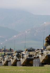 Российские военные начали КШУ в Таджикистане на фоне реальной угрозы проникновения в страну исламистов с юга
