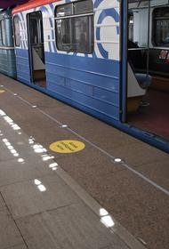 Человек погиб на «фиолетовой ветке» московского метро