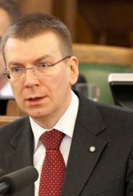 Глава МИД Латвии выступил со строгим осуждением властей Белоруссии
