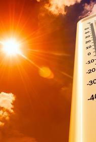 В Крыму ожидается рекордное повышение температуры