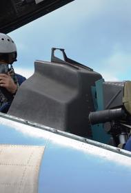 National Interest: российский Су-30СМ сорвал планы американского самолета-шпиона в Черном море