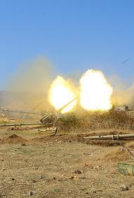 Между армянскими и азербайджанскими войсками вспыхнула перестрелка
