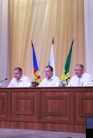 Кубанские депутаты отчитались перед активом Абинского района