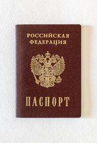 Сенатор Рязанский поддержал продление срока действия подлежащих замене паспортов