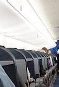 Пассажирка совершившего жесткую посадку самолета Ан-28 сообщила родственнице, что с ней все хорошо