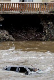 Власти Бельгии объявили 20 июля днем траура по жертвам наводнений