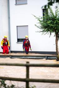 Число жертв наводнения на западе Германии достигло 80 человек