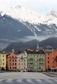В Австрии граждан России призвали быть осторожными в связи с угрозой наводнений