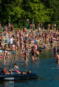 Челябинцам запретят купаться на двух городских пляжах