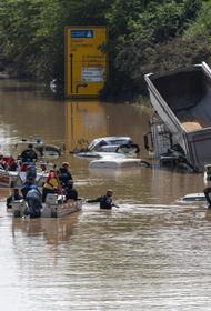 Bild сообщил об увеличении числа жертв наводнения в Германии до 156