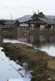 В Хабаровском крае введут режим ЧС в связи с паводком