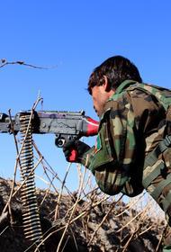 Афганская национальная армия освободила от талибов уезд Гармсир в провинции Гильменд