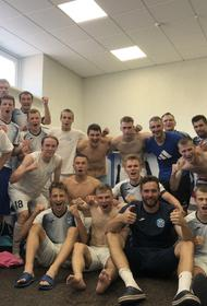 Челябинские футболисты сыграли первый матч в новом сезоне