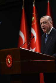 Эрдоган заявил о планах Турции обсудить своё присутствие в Афганистане с талибами