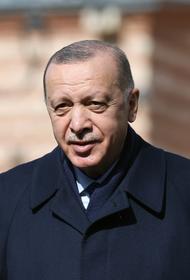 Эрдоган заявил, что урегулировать проблему Кипра можно лишь при условии двух государств
