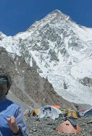 Корейский альпинист Ким Хонг Бин погиб на стене Броуд Пика