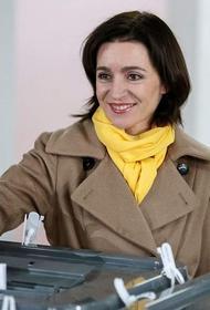Санду рассказала о планах по развитию Молдавии в сторону Европы