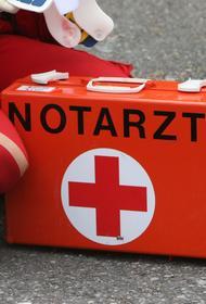 Сильные ливни в Австрии унесли жизнь одного мужчины