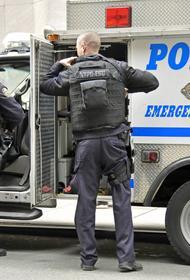 В США жертвами стрельбы и пожара стали минимум два человека