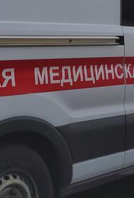 Пять человек пострадали в ДТП с участием такси в Новой Москве