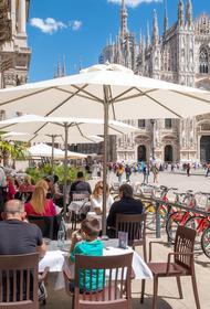 Посол Италии Терраччано допустил, что российские туристы смогут приехать в страну в сентябре