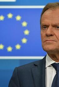 Дональд Туск: Кремль не скрывает, что ослабление Евросоюза является его стратегической целью