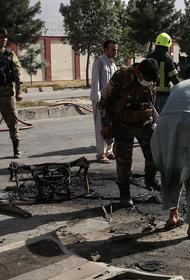 Несколько ракет упали рядом с президентским дворцом в Афганистане