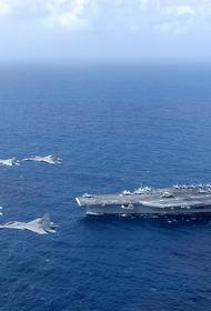 Портал Sohu: авианосцы Соединенных Штатов уязвимы для ударов подлодок России