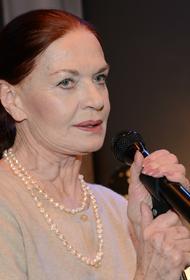 Актриса Людмила Чурсина празднует 80-летие