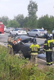 В Хабаровском крае при ДТП с грузовиком погибли четыре человека