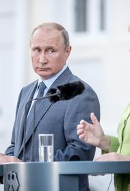 Меркель и Путин по телефону обсудили Минские соглашения и «Северный поток – 2»