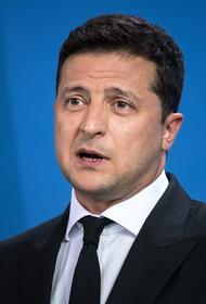 Экс-глава Службы внешней разведки Украины Маломуж предрек возможный «конец эпохи» Зеленского осенью 2021-го