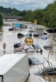 Наводнение обойдётся Германии в 5 миллиардов евро