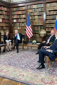 Песков заявил об отсутствии у Путина планов провести телефонный разговор с Байденом