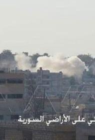 Турецкие войска продолжают обстрел на севере сирийской провинции Алеппо