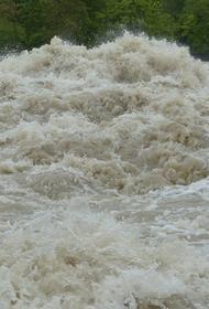На северо-востоке Турции произошло наводнение, вызванное проливными дождями
