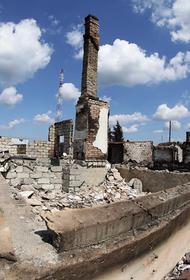 В пострадавших от огня поселках Челябинской области начато строительство домов