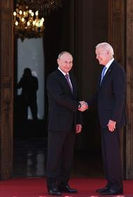 Байден заявил, что осознал себя в полной мере президентом при встрече с Путиным