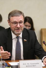 Косачёв об обращении РФ с жалобой против Украины в ЕСПЧ: «Будет предприниматься немало усилий, чтобы его не рассматривать»