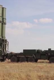 Боевые стрельбы С-500 произвели по скоростной баллистической цели