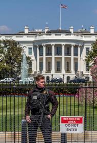 В двух километрах от Белого дома была открыта стрельба