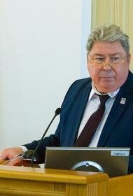 В Челябинске задержали главу Пенсионного фонда Виктора Чернобровина