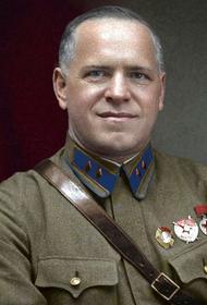 Латвийский публицист Бен Латковскис назвал Маршала Победы Георгия Жукова сатрапом